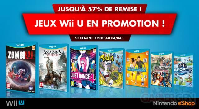 Promotion jeux eShop 1JdM7