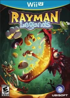 Rayman Legends jaquette rayman legends