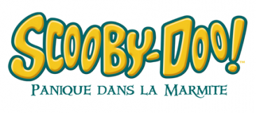 scooby doo panique dans la marmite grand logo