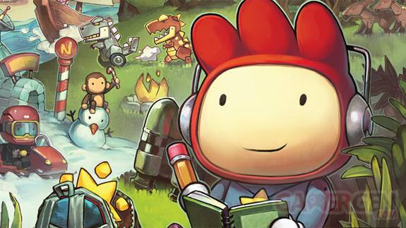 Scribblenauts Unlimited scribblenauts_unlimited_wiiu