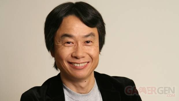 Shigeru Miyamoto miyamoto