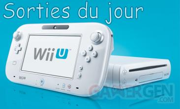 Sorties du jour Wii U blanche 01.12.2012.