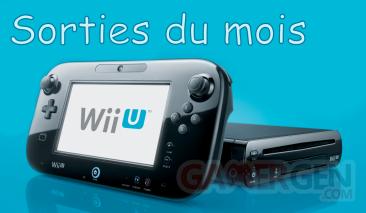 Sorties du mois Wii U 01.12.2012.