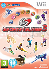 sports island 3 wii jaquette