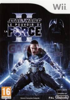 star wars pouvoir de la force 2 wii jaquette