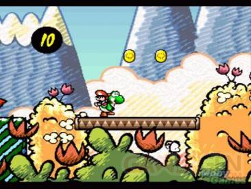 super-mario-world-2 -yoshi's-island-screenshot