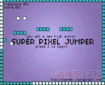 Super Pixel Jumper v1