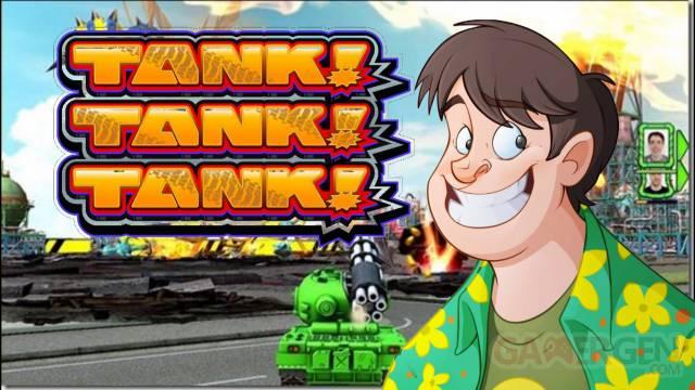 Tank ! Tank ! Tank ! Tank-Tank-Tank-Big