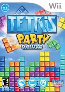 tetris party deluxe jaquette
