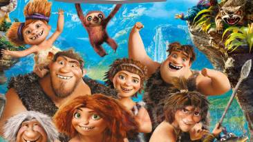 The Croods Prehistoric Party 08.04.2013.