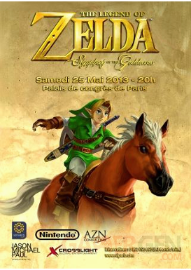 The Legend of Zelda: Symphony of the Goddesses 11291