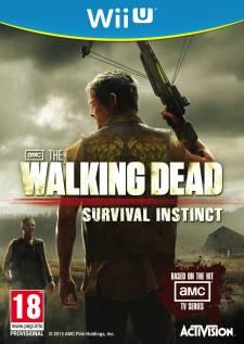 The Walking Dead: Survival Instinct jaquette walking dead