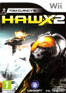 tom clancy hawx 2 wii jaquette