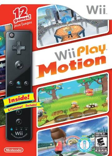 Wii Play Motion jaquette