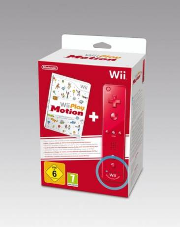 wii-play-motion-pack-manette-motion-plus-rouge
