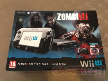 Wii U déballage (2)