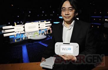 Wii U iwata-wii-u
