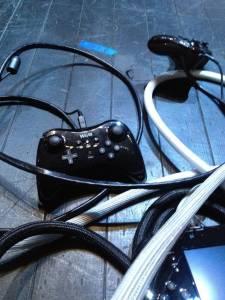 Wii U Pro Controller - 3.