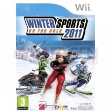 winter sport 2011 wii